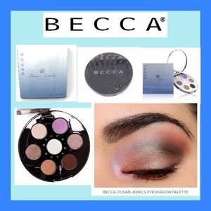 BECCA LIMITED EDITION Eyeshadow palette NEW IN BOX